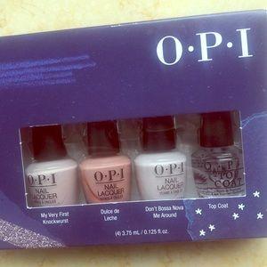 OPI box of minnies